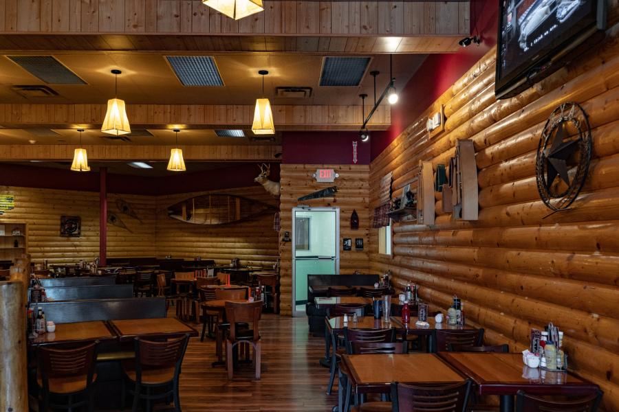 The Log Cabin Bar &